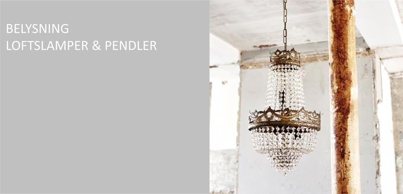 Loftslamper_Pendler