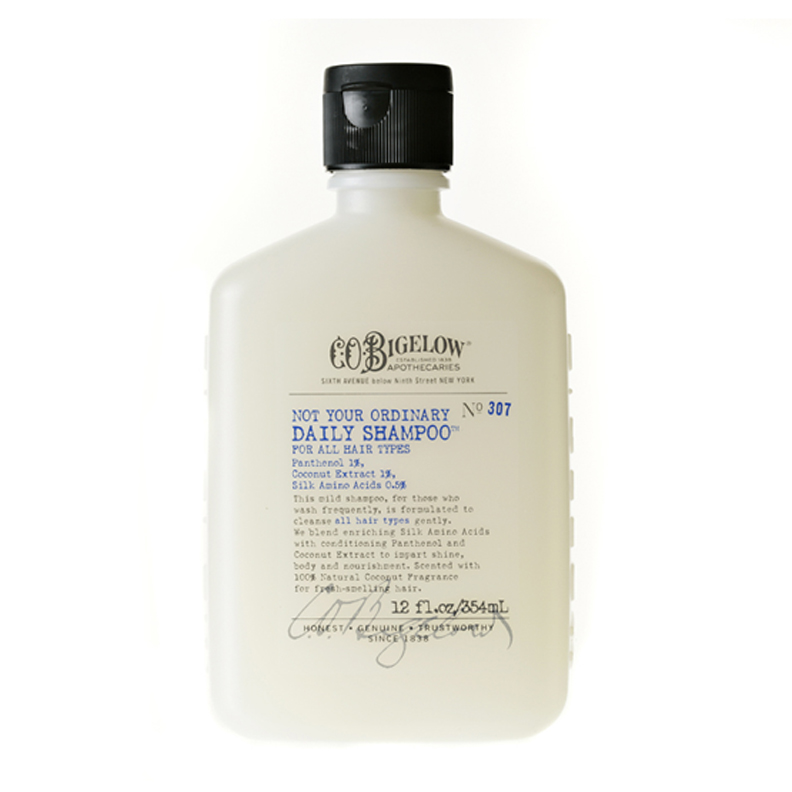 CO-Bigelow Not Your-Ordinary-Daily-Shampoo