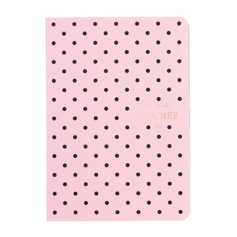Laduree-notebook
