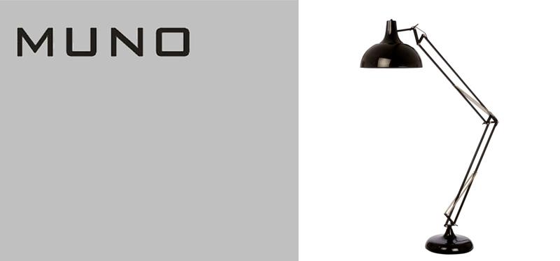 MUNO Giant Floorlamp