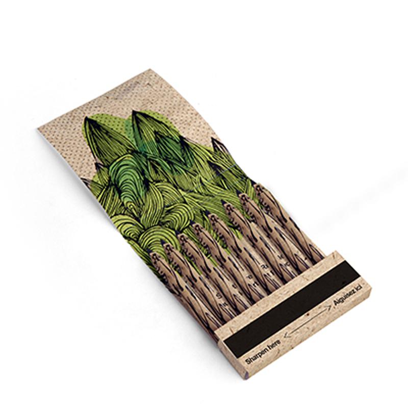 Kikkerland-recycled-pensils