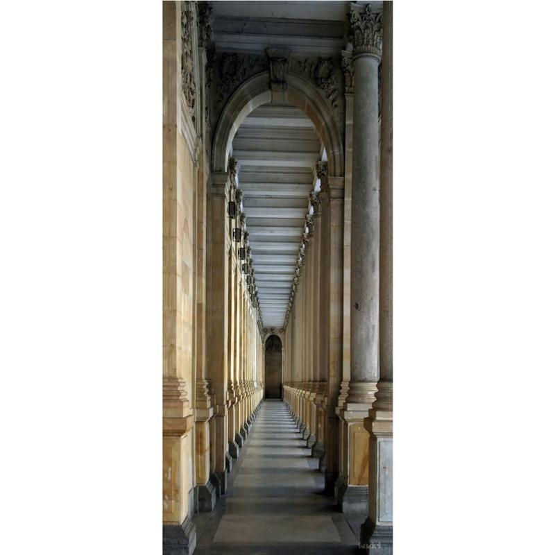 koziel-gobelin-castle,corridor
