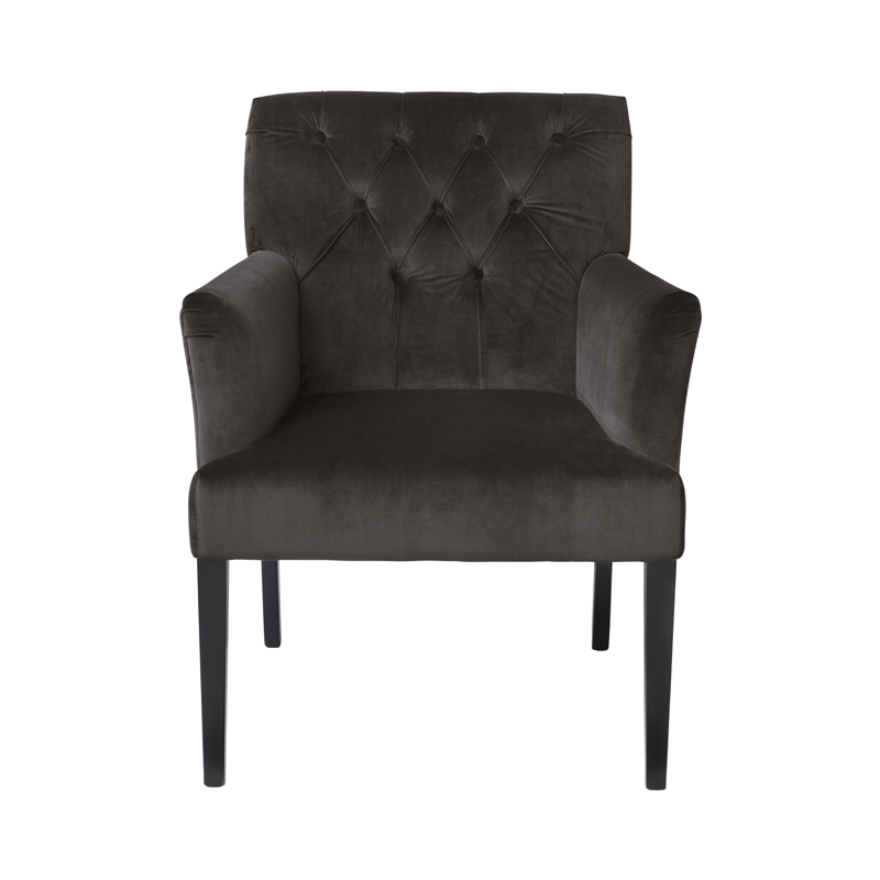 Cozy-Living-Sandar-Armchair-Antracite