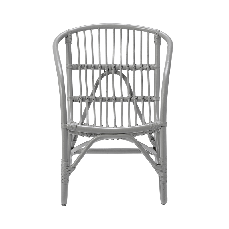 Bloomingville-Mini-Stol-Rattan-grey