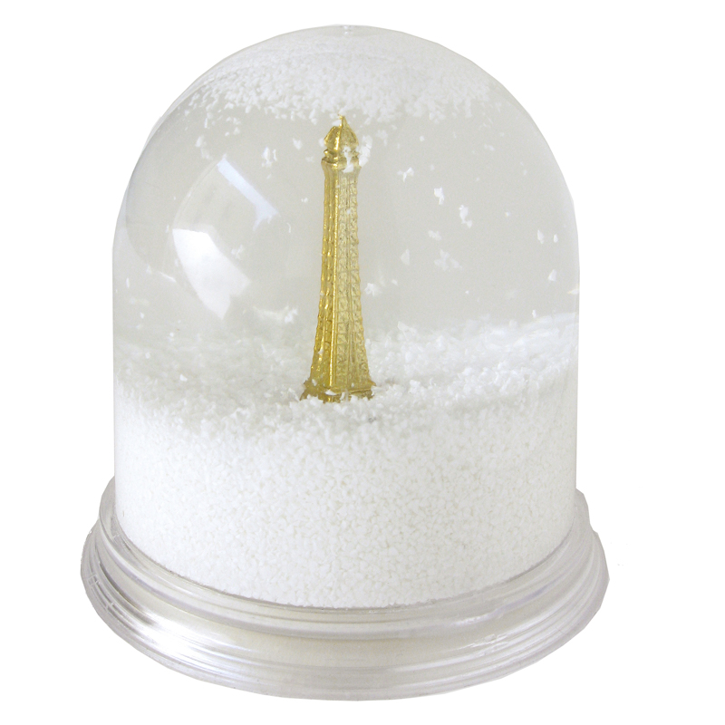 Snowglobe-Eifel