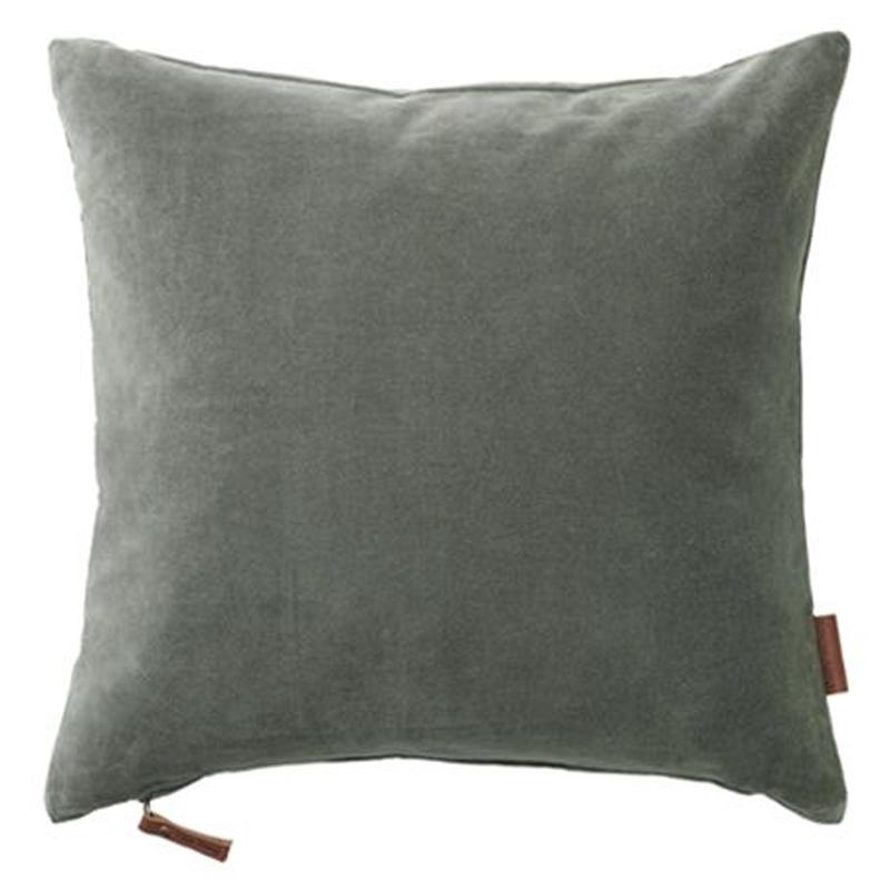CozyLiving-Velour-Pude-Soft-Moss