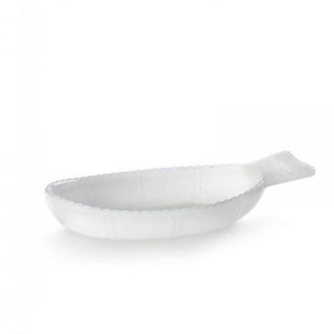Serax - Fish&Fish-Ovalt-dybt-fad-hvidt
