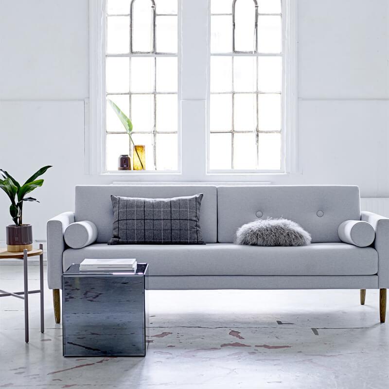 Sofa & chaiselong