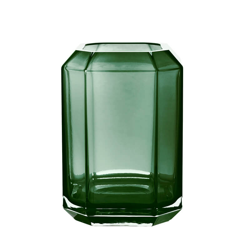 LouiseRoe-Jewel-Vase-Green