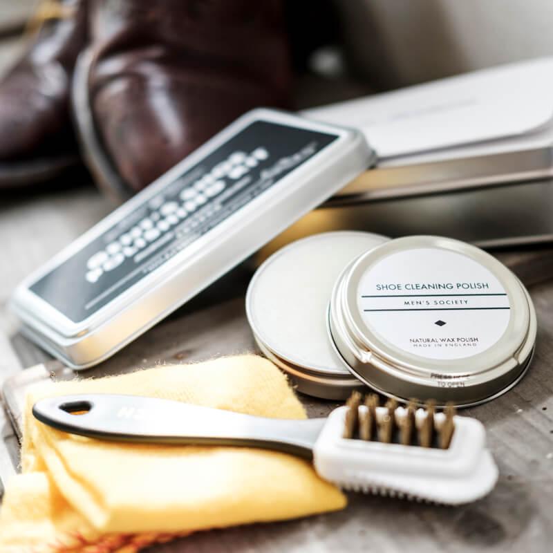 Mens Society-Gents-shoe-polishing-kit