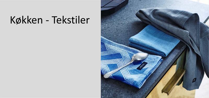 Koekken - Tekstiler