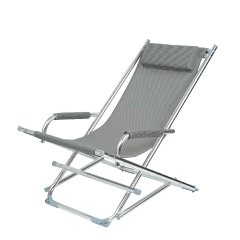 La-Chaise-longue-Alu-Chair-Grey