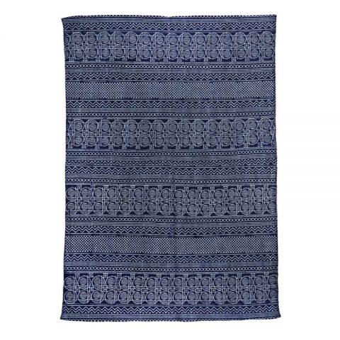 MadamStoltz-Printet-rug-blue