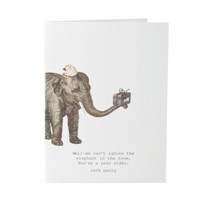 TokyoMilk-foedselsdagskort-med-elefant
