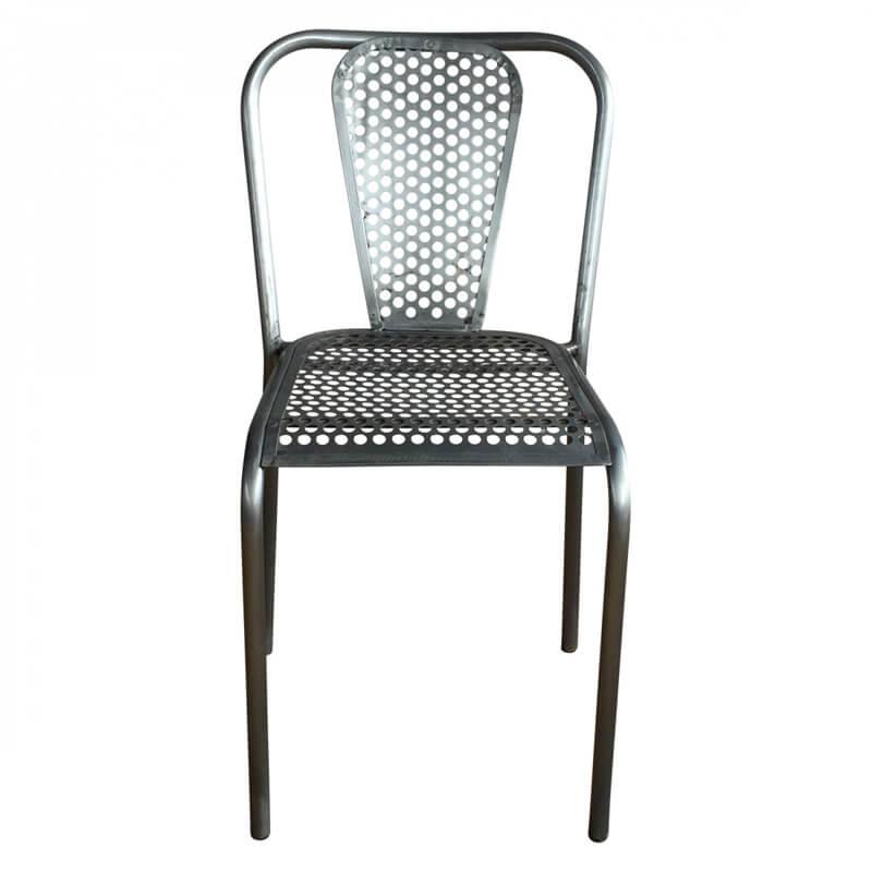 OPJEG Spisebordsstol - metal