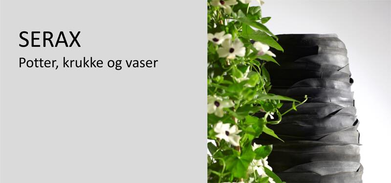 Serax-Potter-krukker-vaser