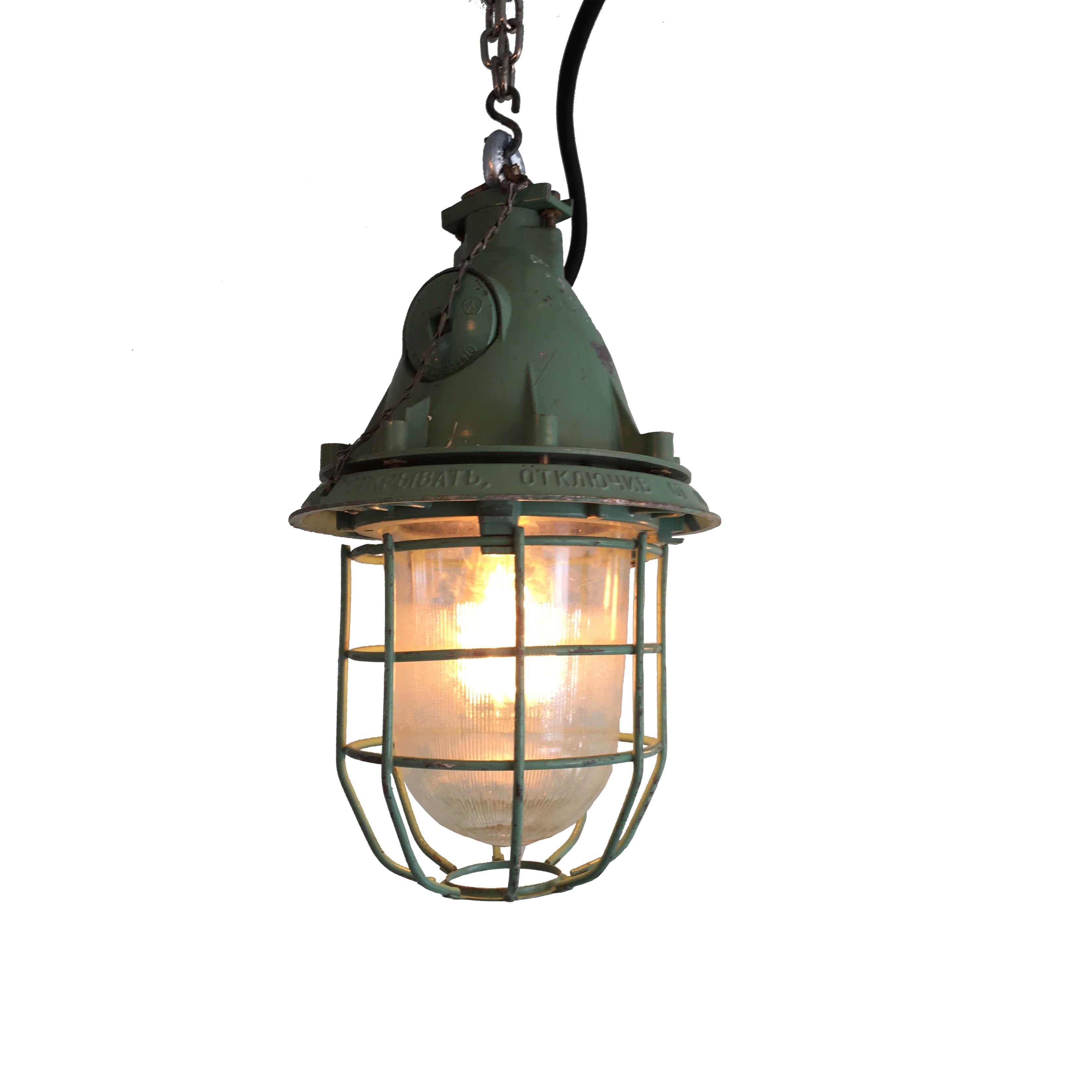 Vintage lampe pendel – Hill Street