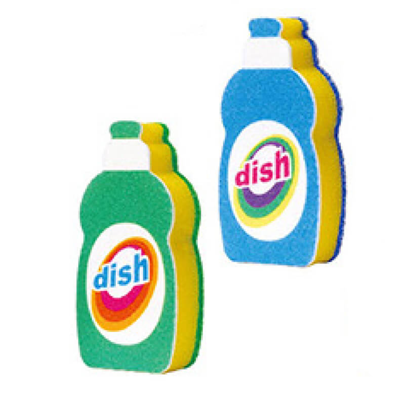 Dish-sponge