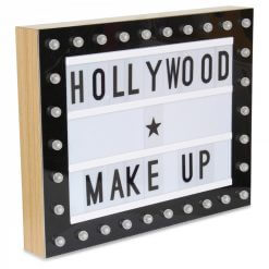 Opjet-Led-lightbox-hollywood
