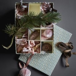 Den søde juletid - Papir, bånd & kort